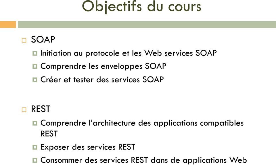 REST Comprendre l architecture des applications compatibles REST