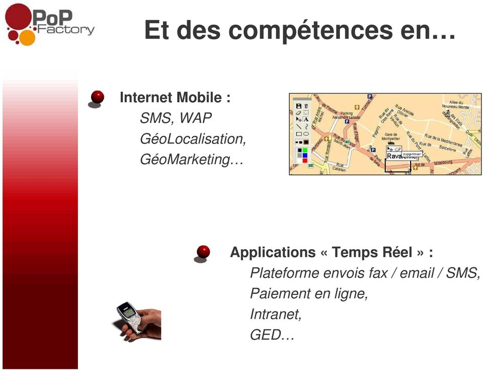 Applications «Temps Réel» : Plateforme