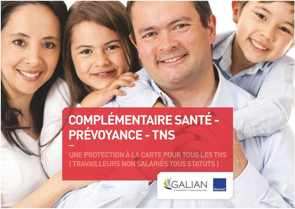 PROTECTION À LA CARTE POUR