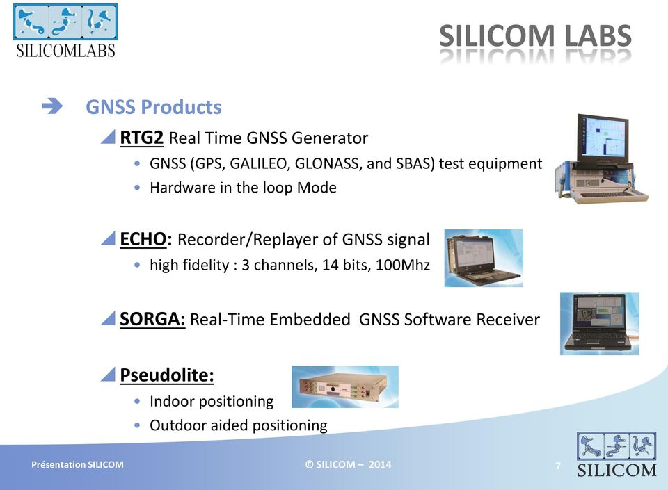 Recorder/Replayer of GNSS signal high fidelity : 3 channels, 14 bits, 100Mhz