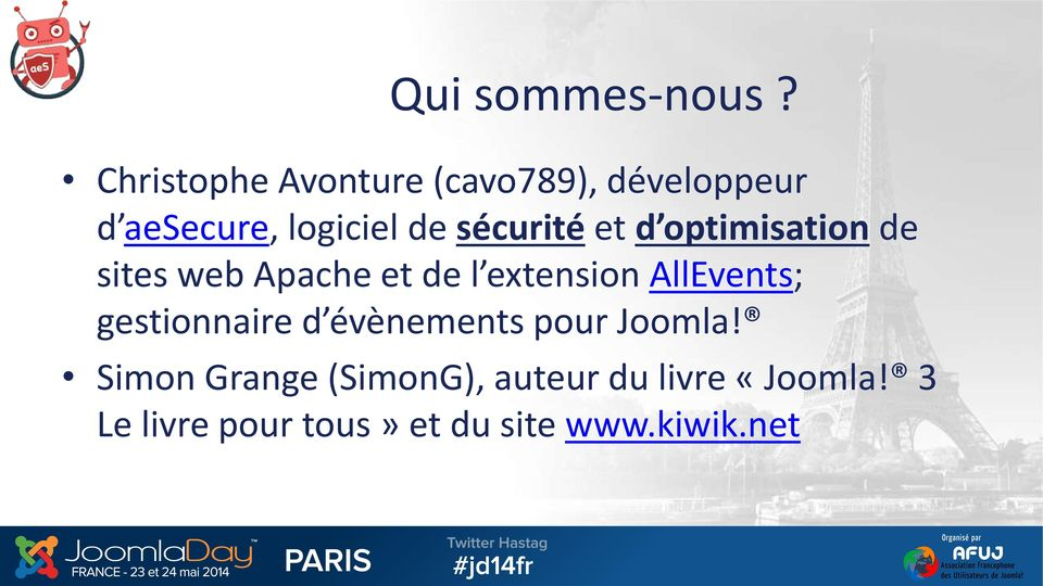 sécurité et d optimisation de sites web Apache et de l extension