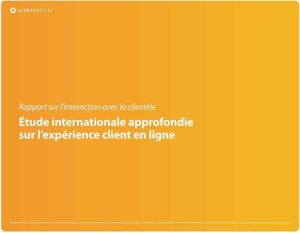 internationale approfondie