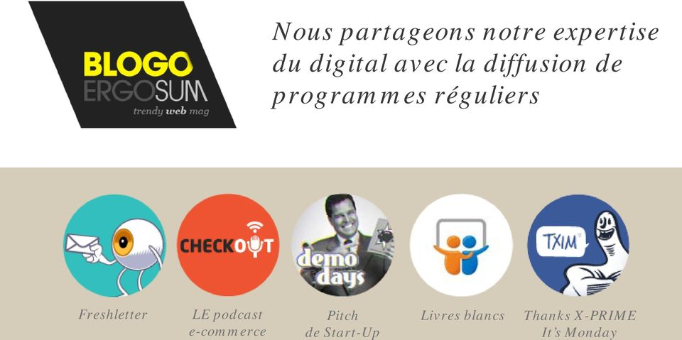Freshletter LE podcast e-commerce Pitch de