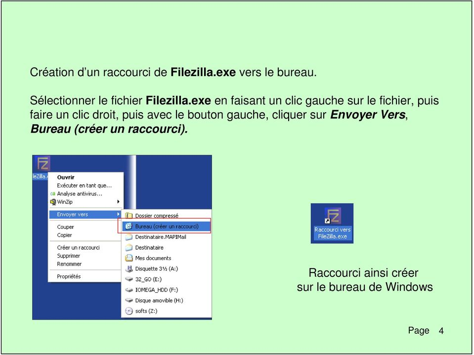 installation et configuration de filezilla client ftp change de gros fichiers sur internet pdf. Black Bedroom Furniture Sets. Home Design Ideas