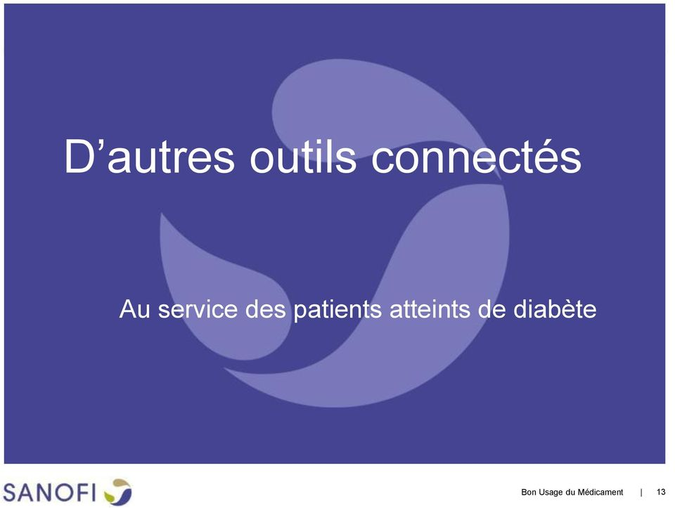 des patients atteints