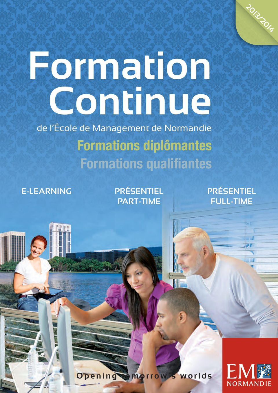Formations qualifiantes E-LEARNING PRÉSENTIEL