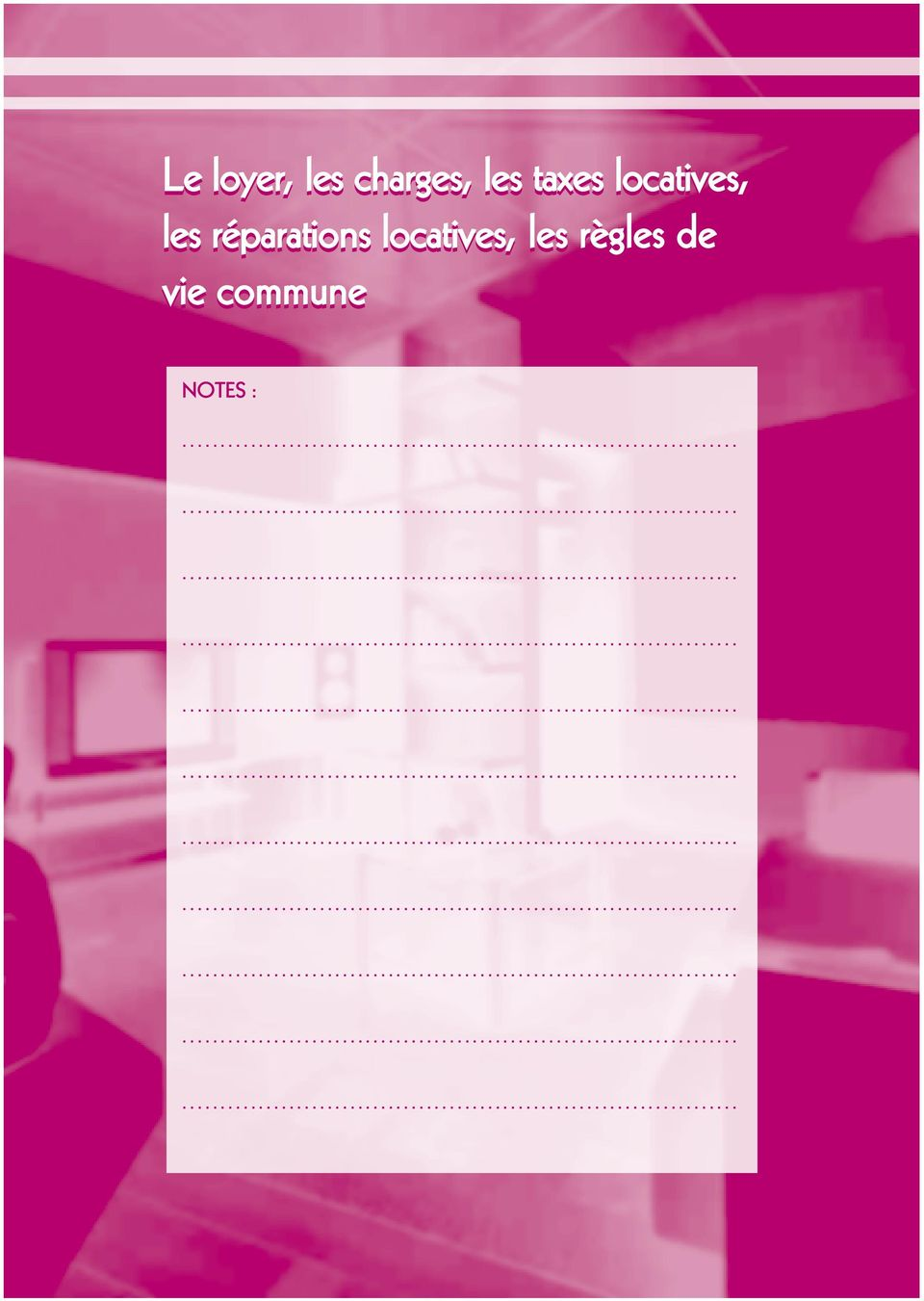 réparations locatives,
