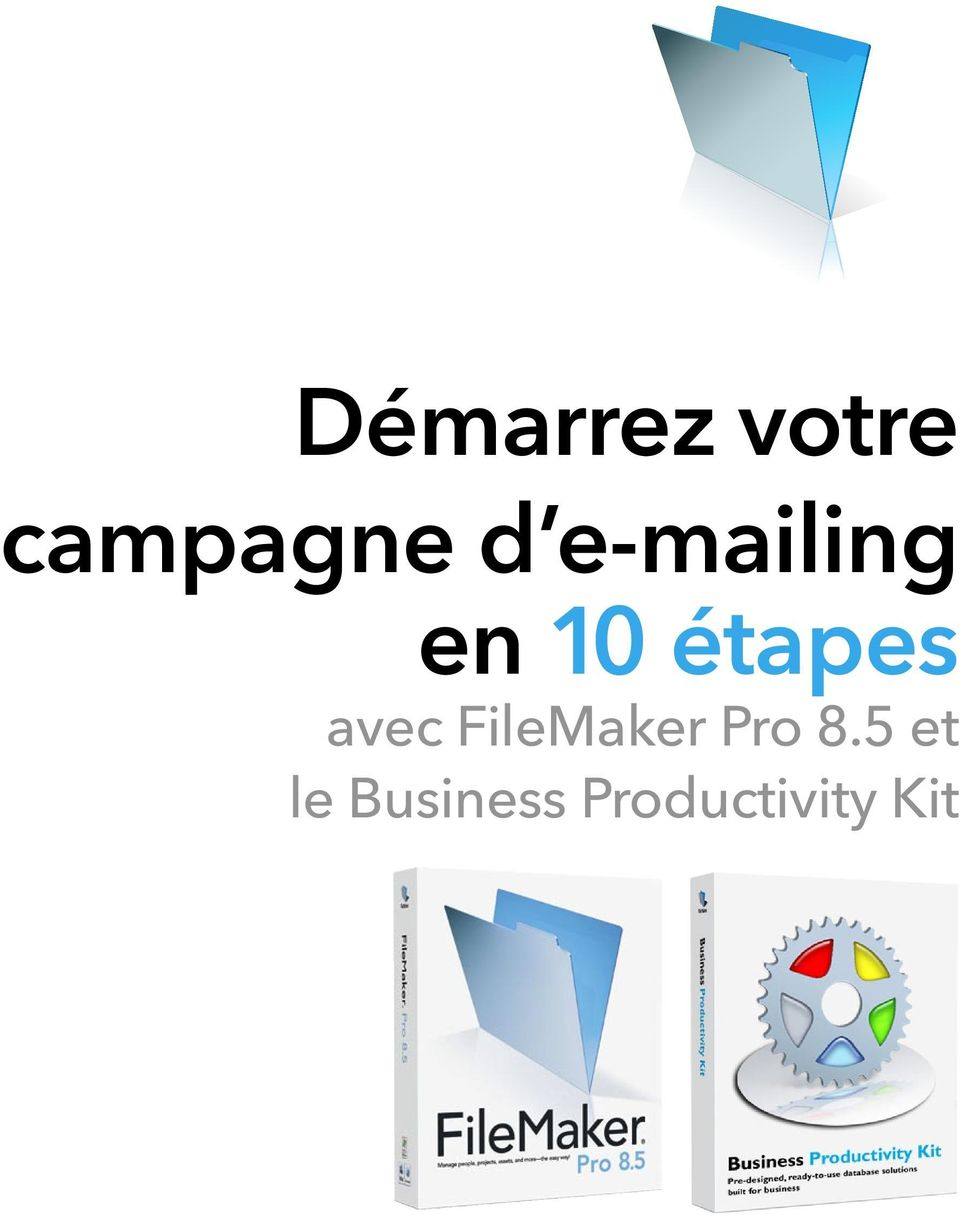 5 et le Business Productivity Kit