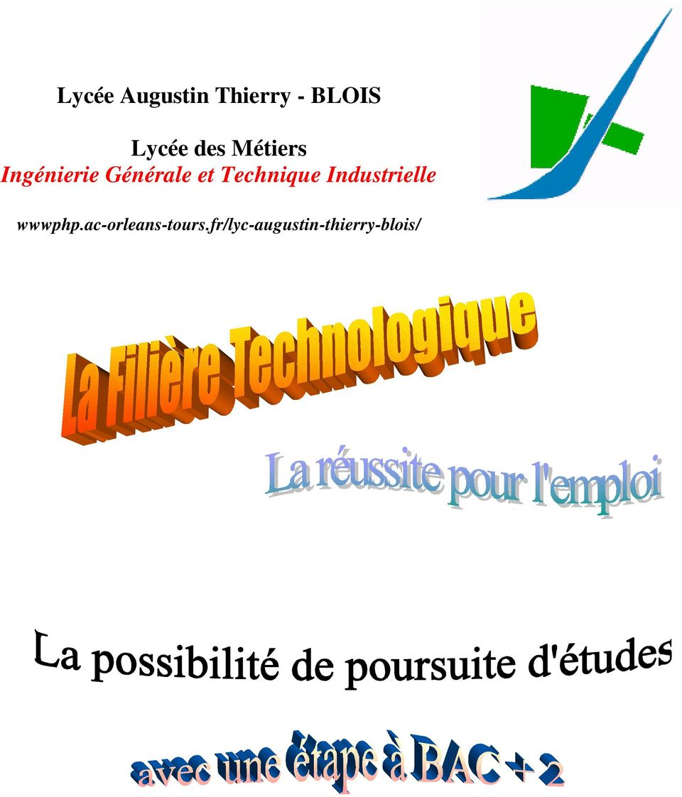 Technique Industrielle wwwphp.