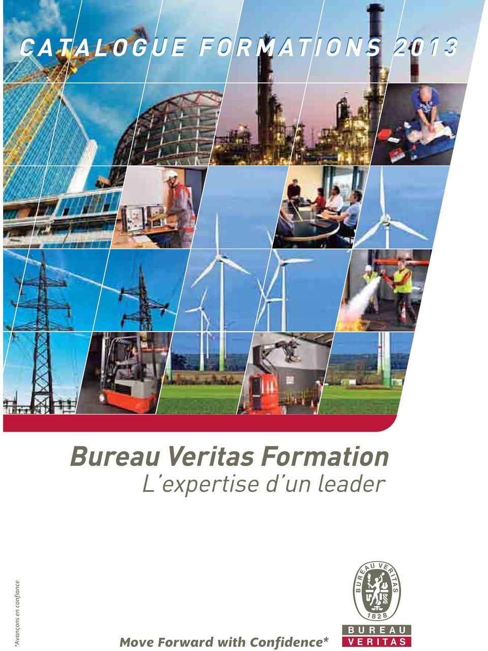Catalogue f ormations bureau veritas formation l for Catalogue bureau