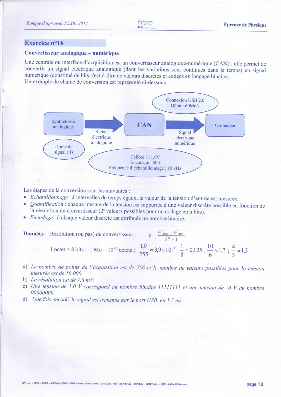 exercices d analyse complexe pdf