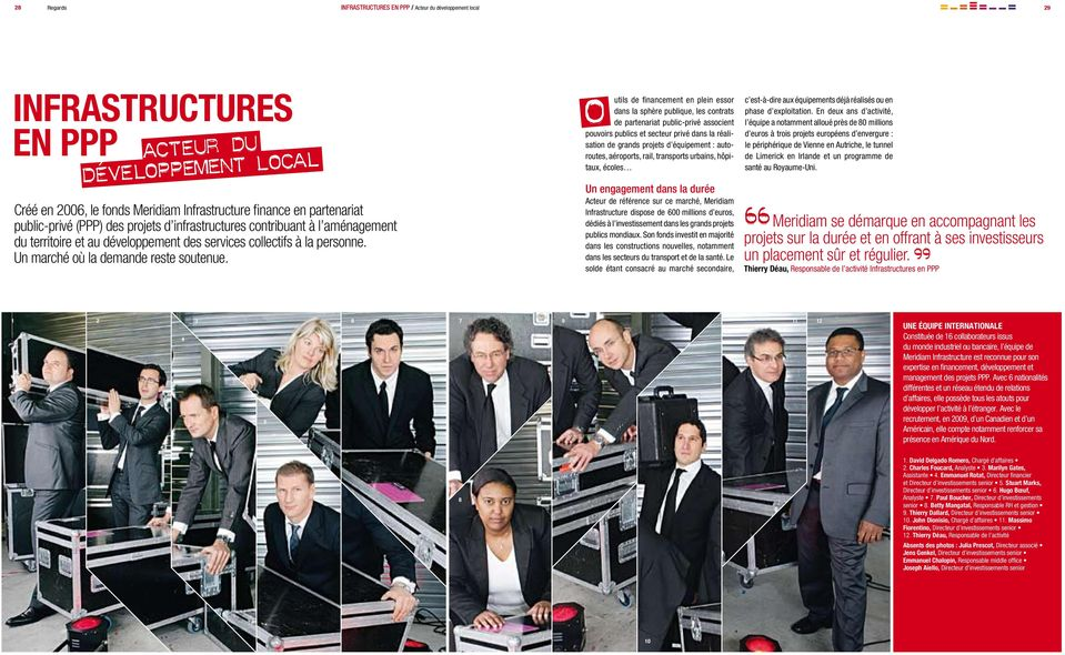 Cr dit agricole private equity regards regards pdf - Responsable middle office ...