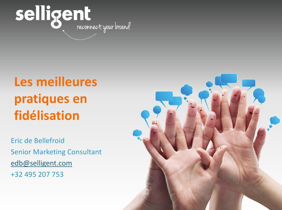 Bellefroid Senior Marketing