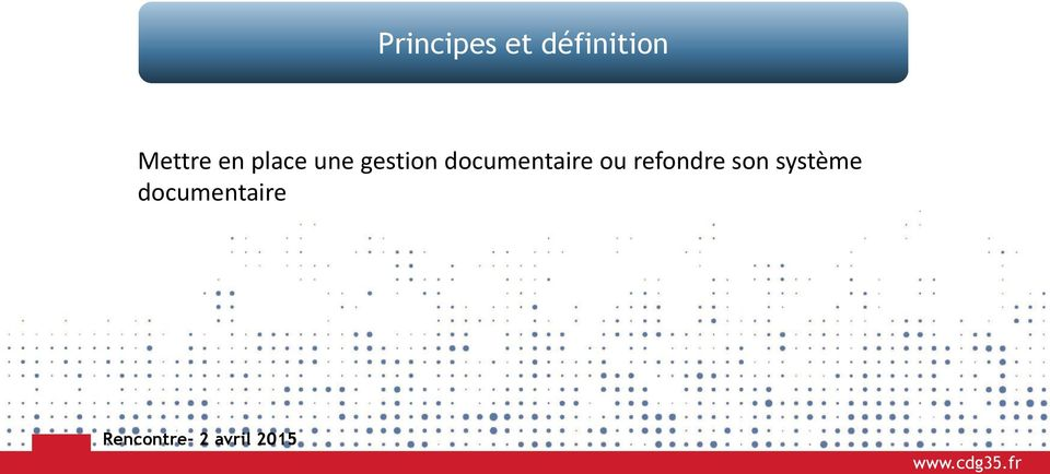 gestion documentaire ou