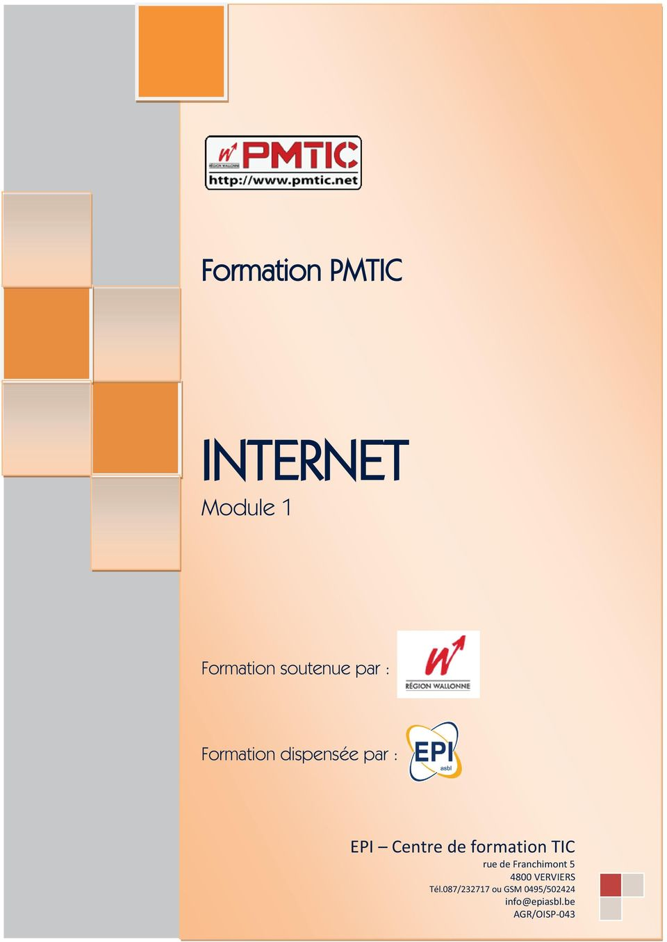 pmtic.net rue de Franchimont 5 4800 VERVIERS Tél.