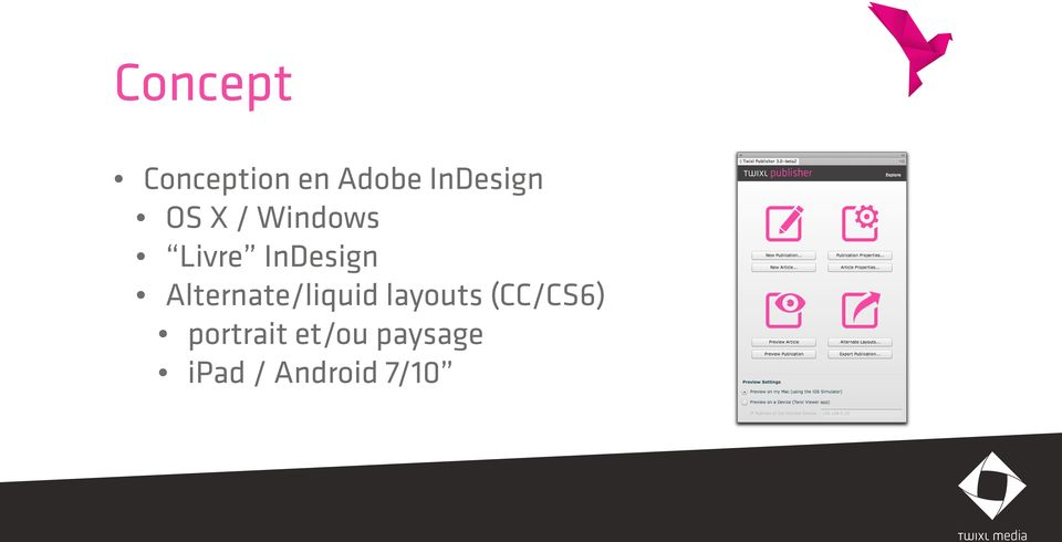 InDesign Alternate/liquid layouts