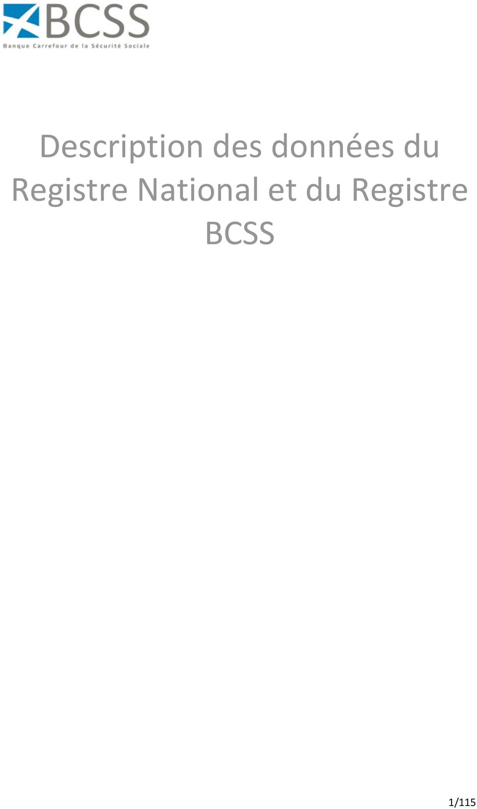Registre National