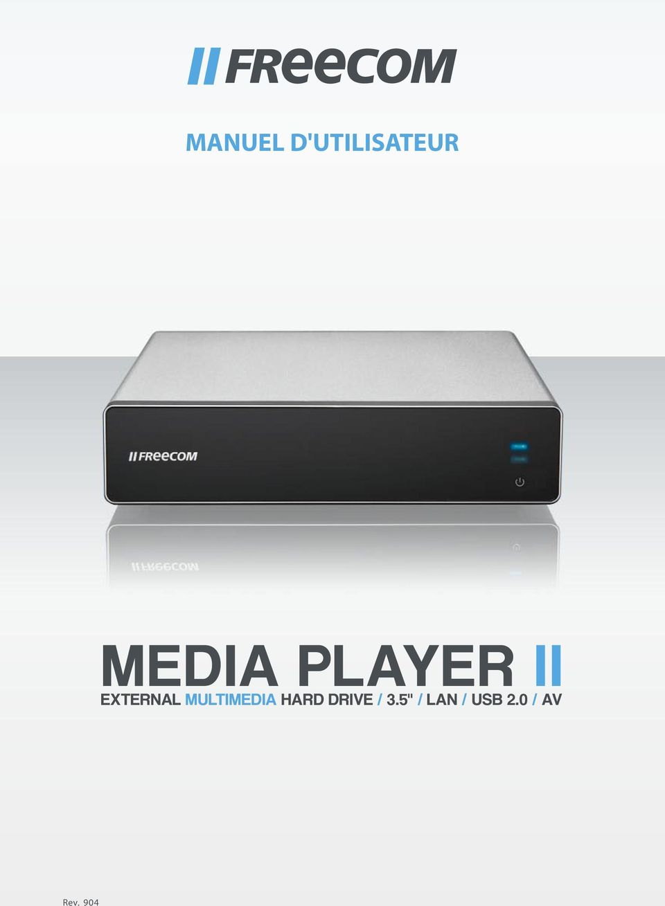 MULTIMEDIA HARD DRIVE / 3.