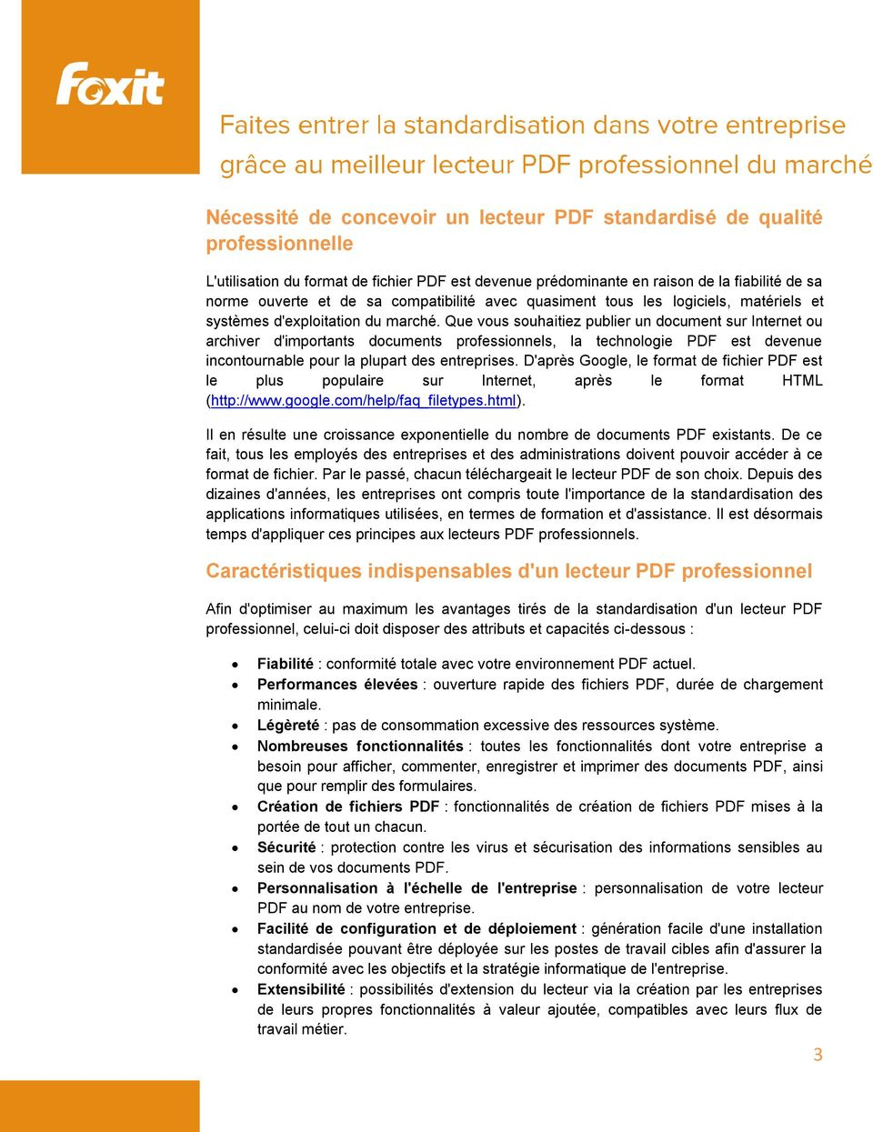 Que vous souhaitiez publier un document sur Internet ou archiver d'importants documents professionnels, la technologie PDF est devenue incontournable pour la plupart des entreprises.