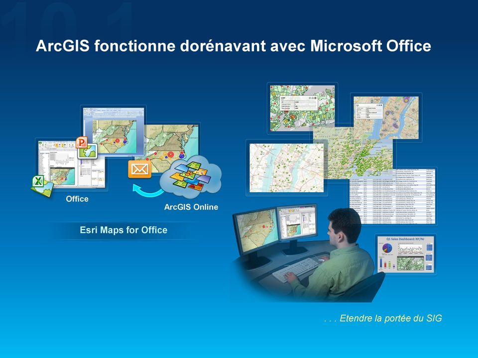 ArcGIS Online Esri Maps for