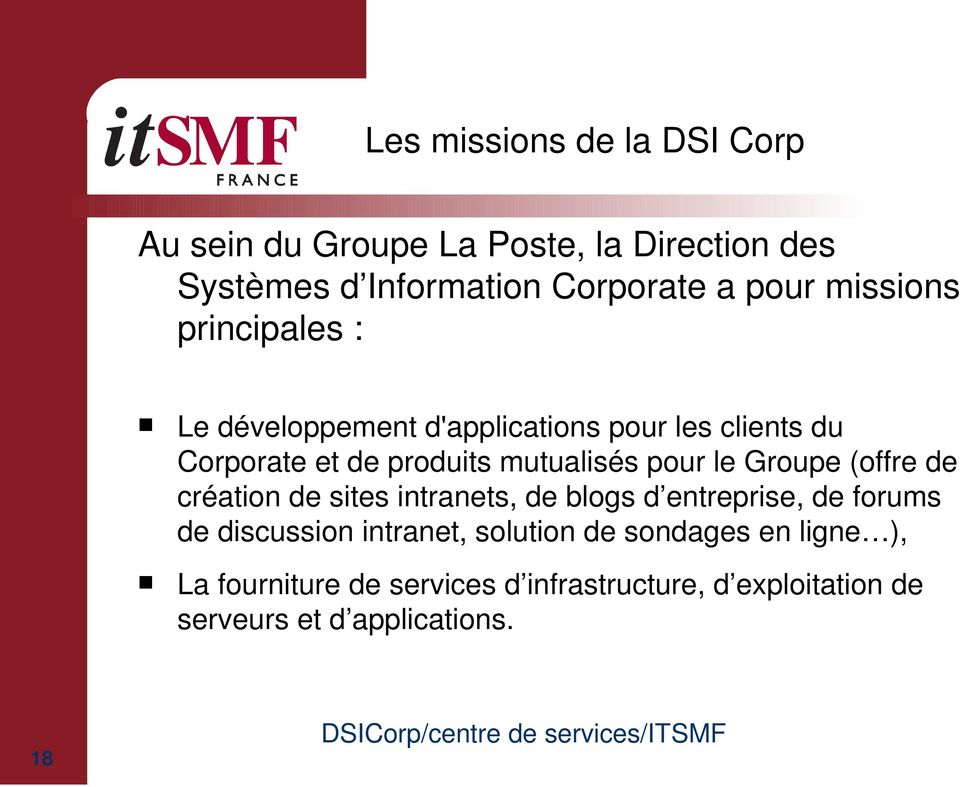 de création de sites intranets, de blogs d entreprise, de forums de discussion intranet, solution de sondages en ligne ),