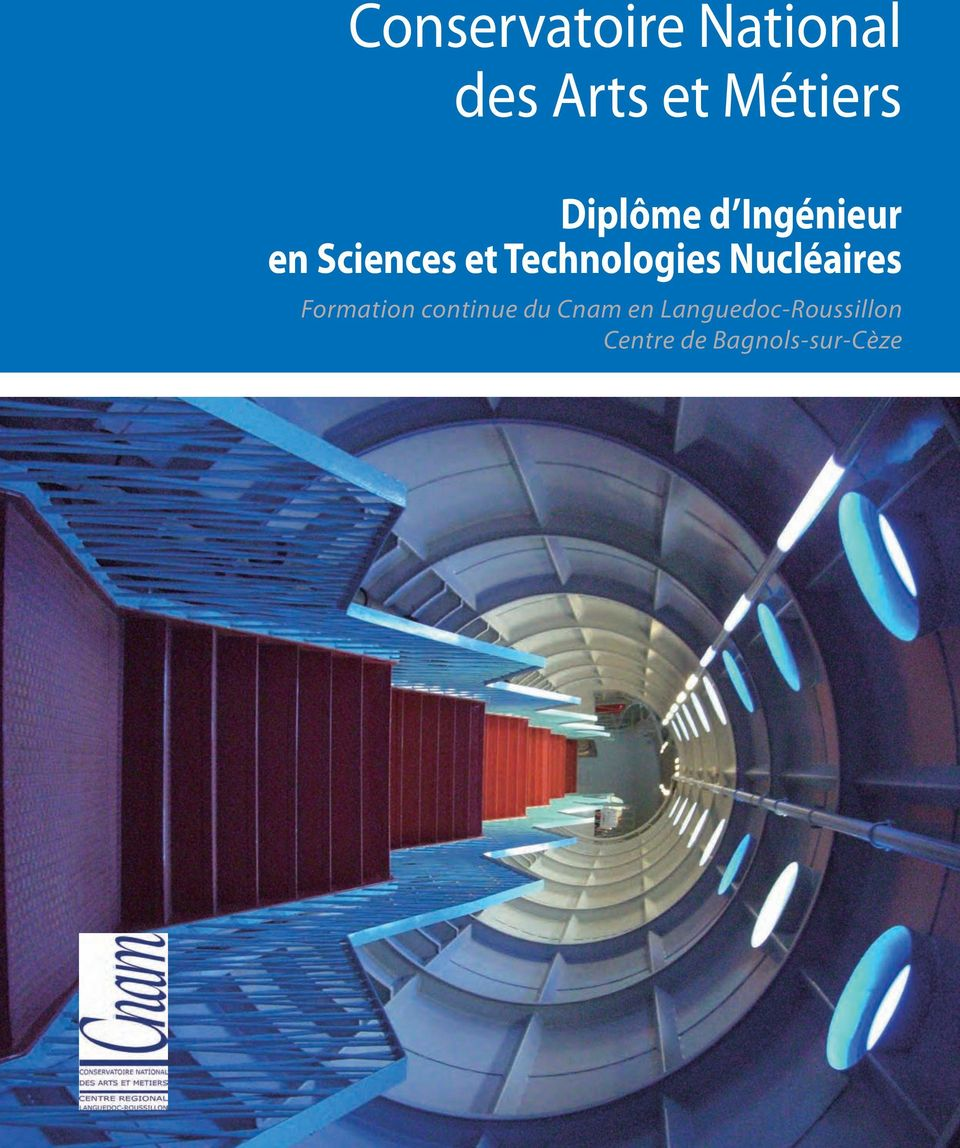 Technologies Nucléaires Formation continue