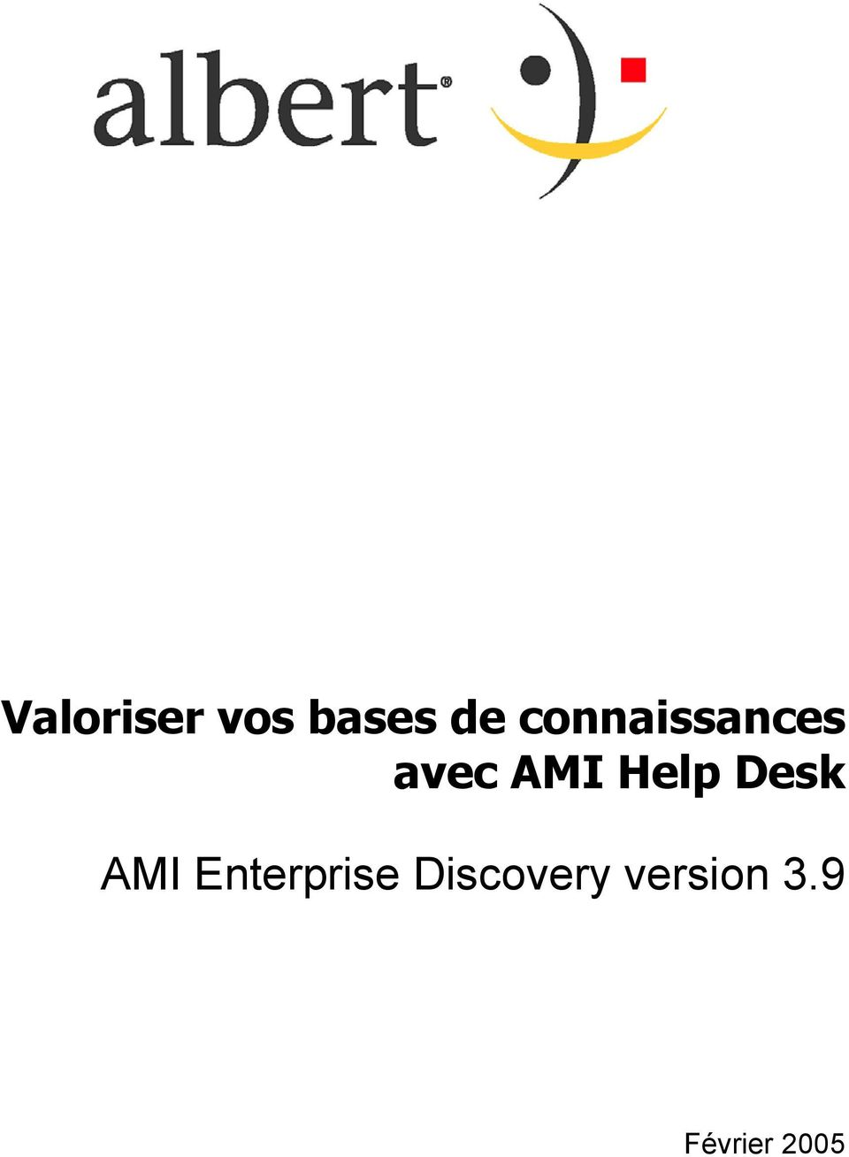 Help Desk AMI Enterprise