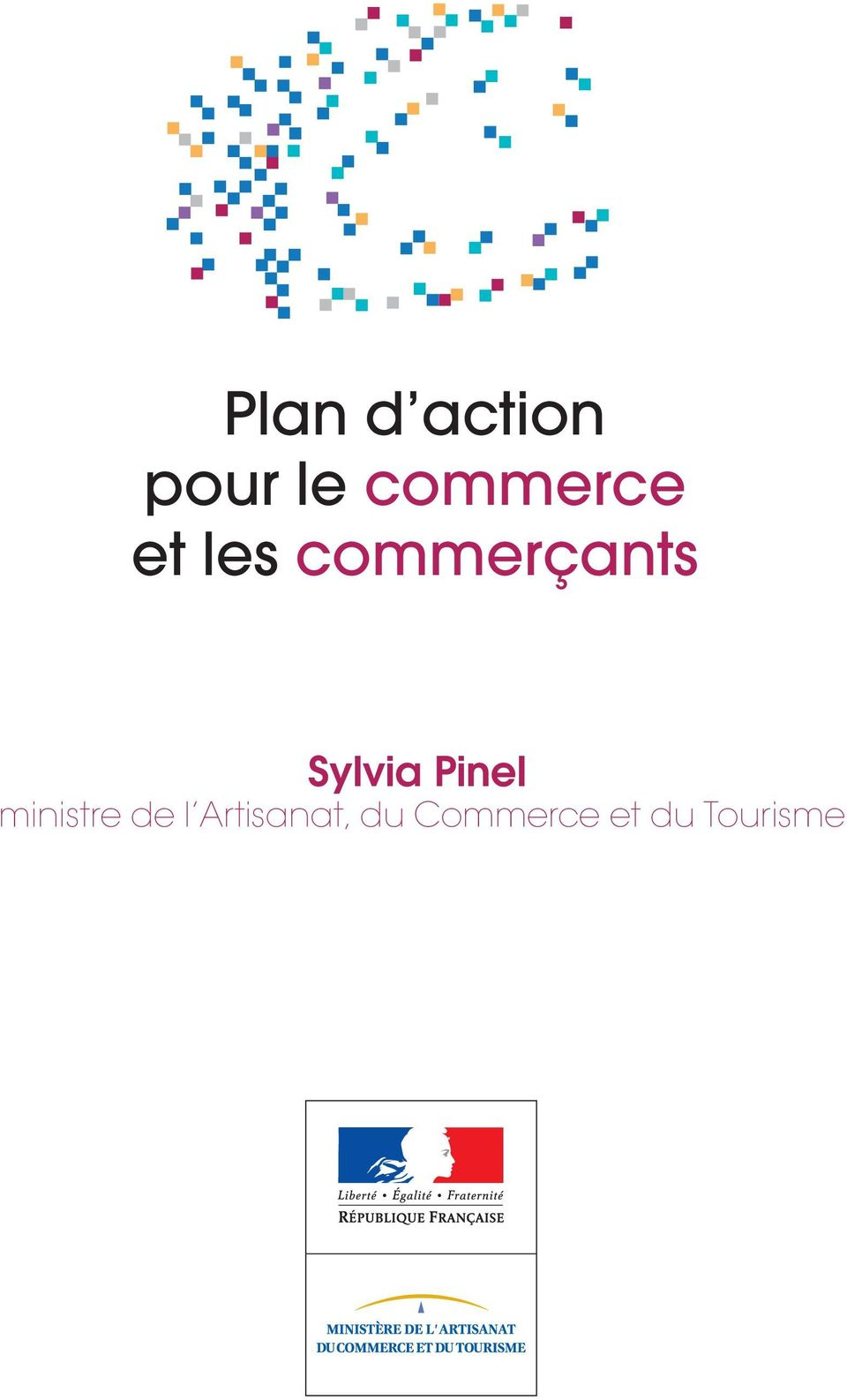 commerçants Sylvia Pinel