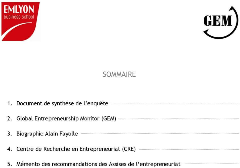 Biographie Alain Fayolle h 4.
