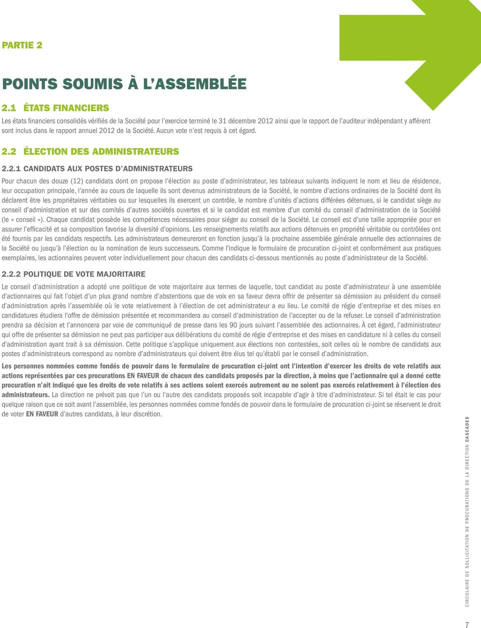 rapport annuel 20