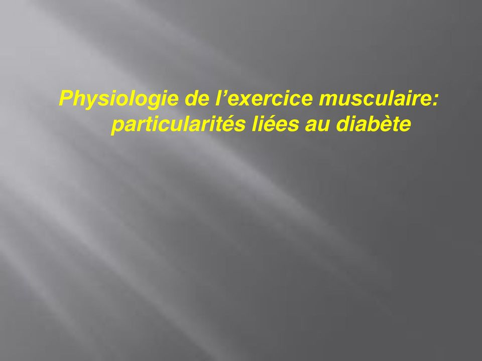 musculaire: