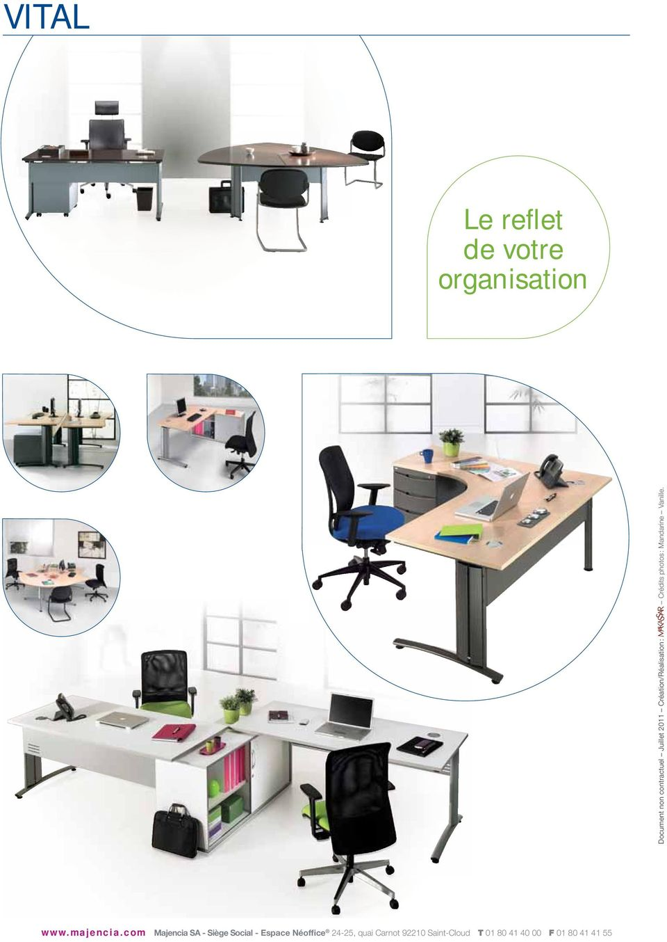 poste de travail vital le reflet de votre organisation cr ateur d espaces durables page 1 pdf. Black Bedroom Furniture Sets. Home Design Ideas