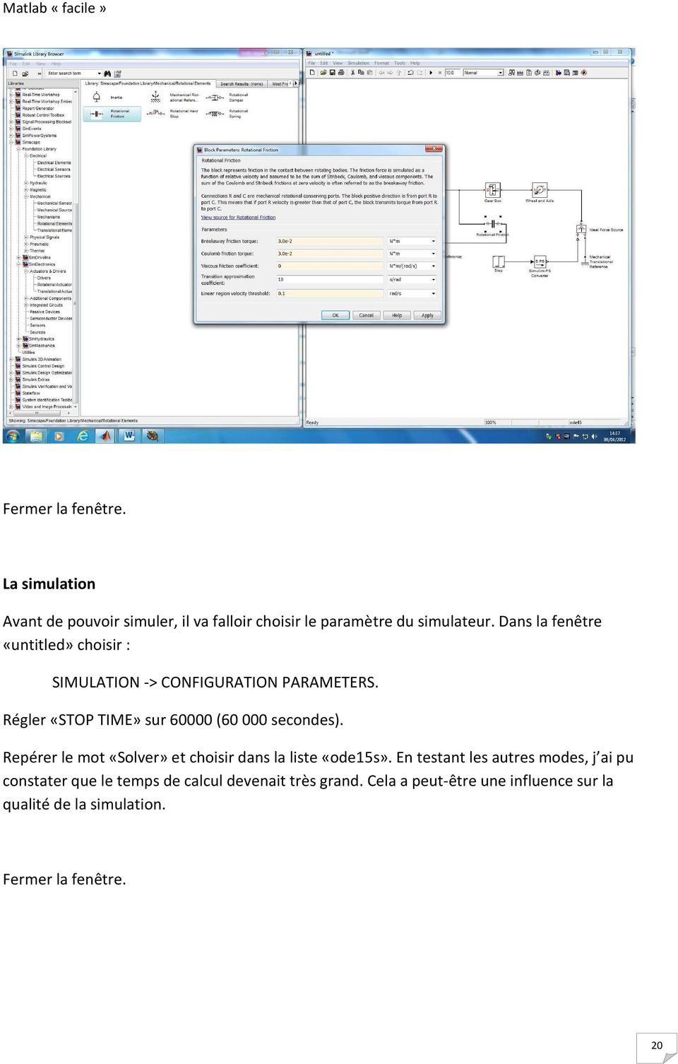 Guide matlab pour les d butants pdf for Liste chaine canalsat grand panorama pdf