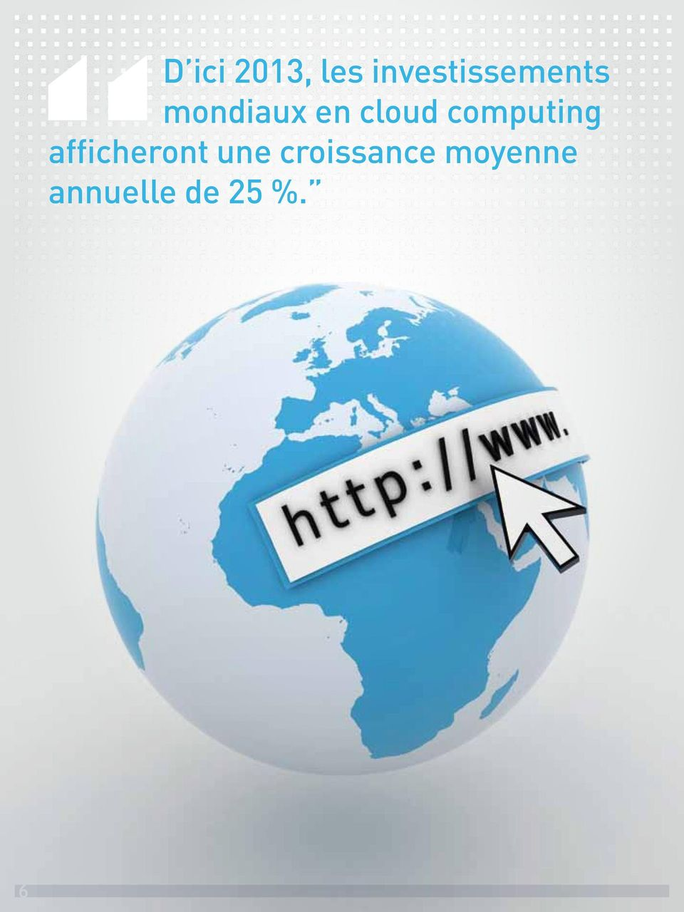 cloud computing afficheront