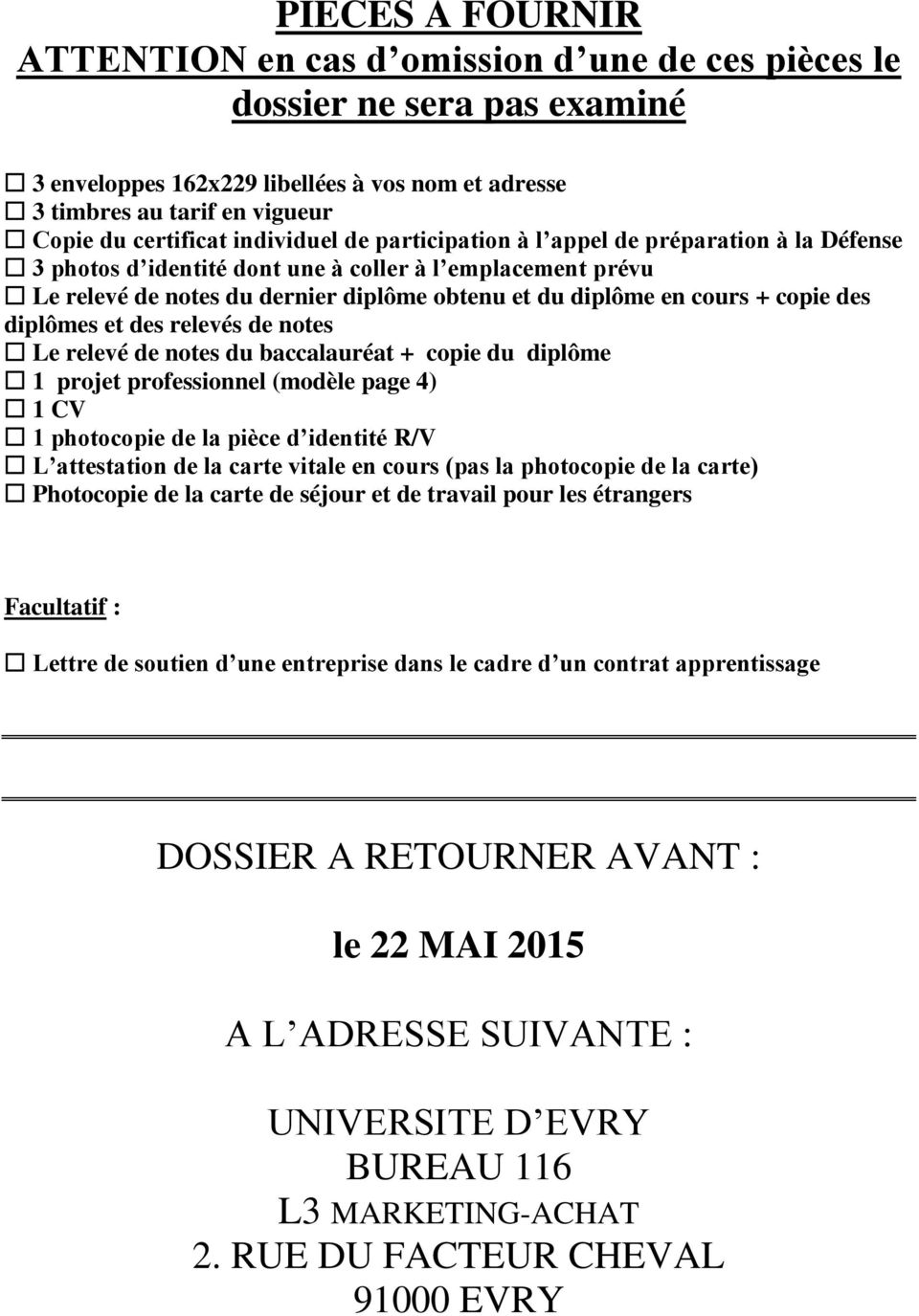licence 3  u00e8me ann u00e9e marketing  achat mention   economie et
