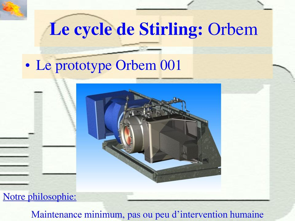 cycle de Stirling: Orbem Le