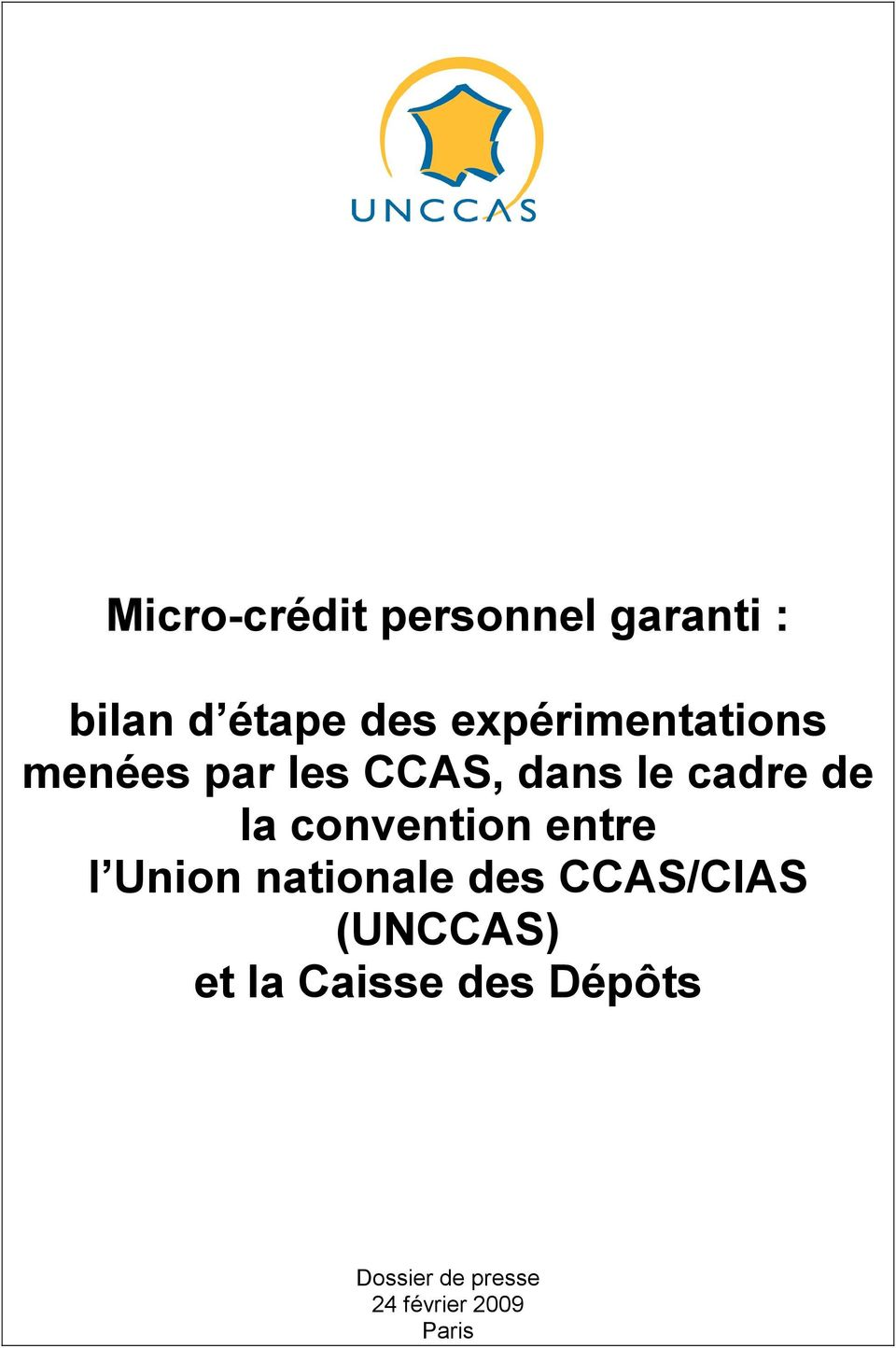 convention entre l Union nationale des CCAS/CIAS (UNCCAS)