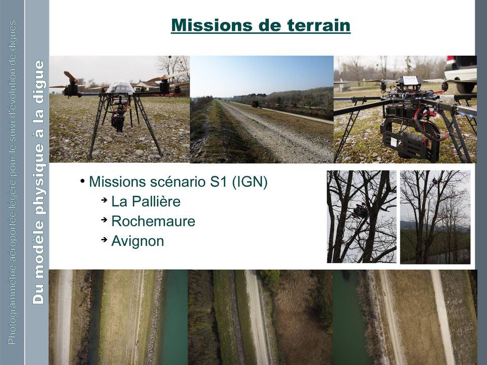 Missions scénario S1 (IGN)
