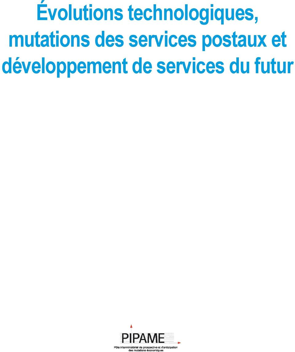 mutations des services