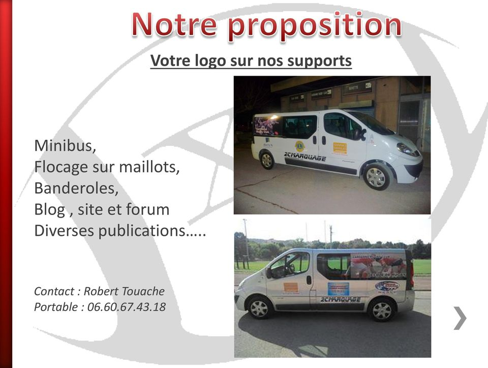 site et forum Diverses publications.