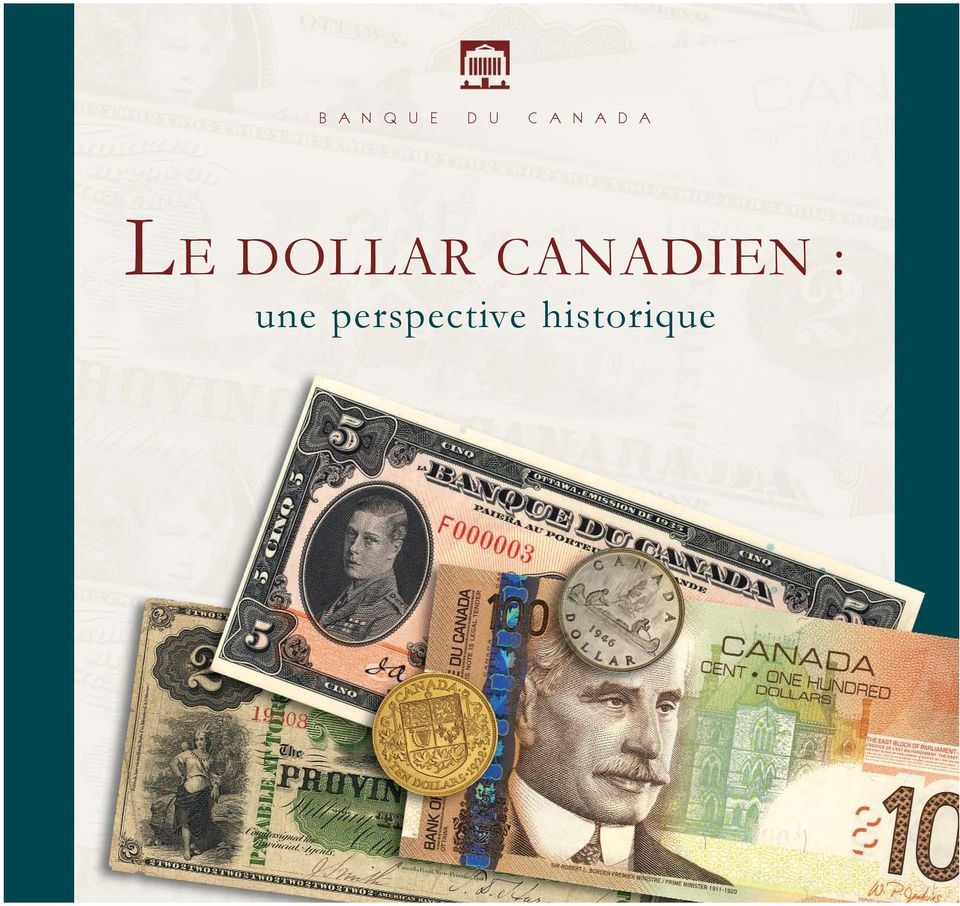 DOLLAR CANADIEN :