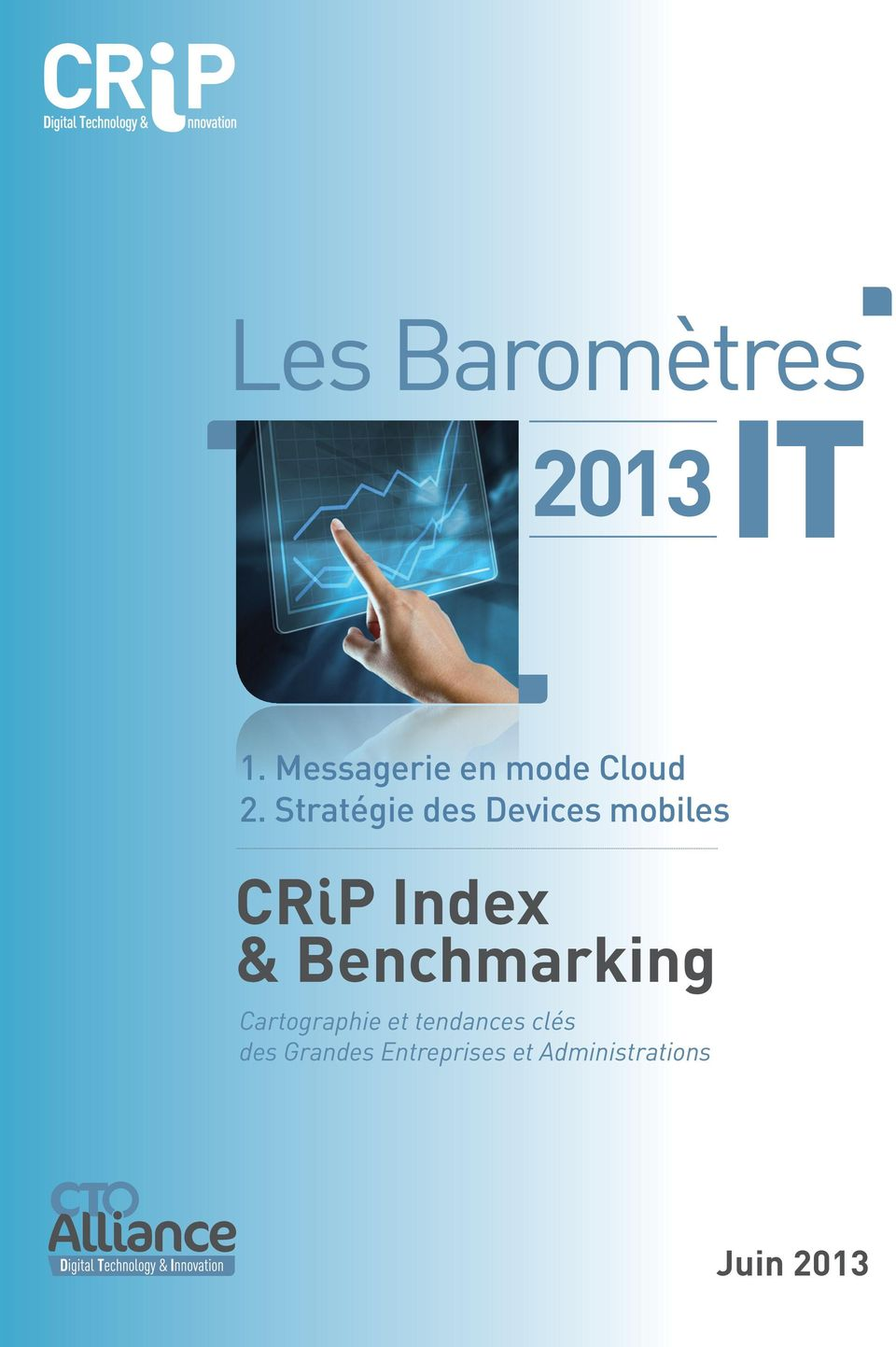 Stratégie des Devices mobiles CRiP Index &