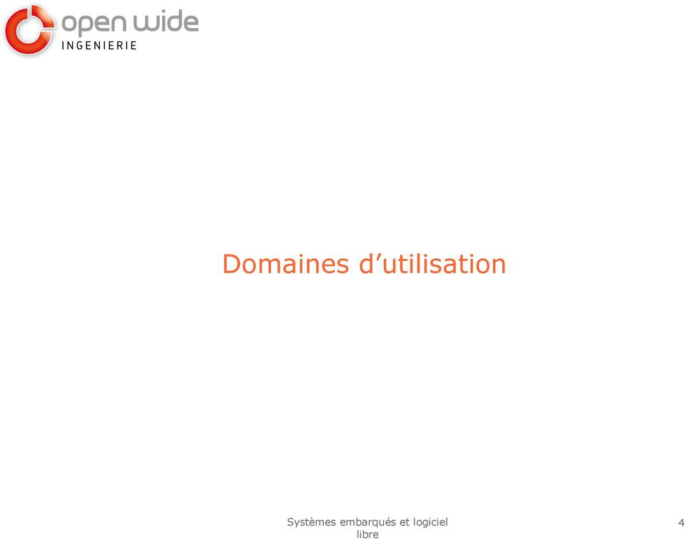 4 domaines d application de la domotique