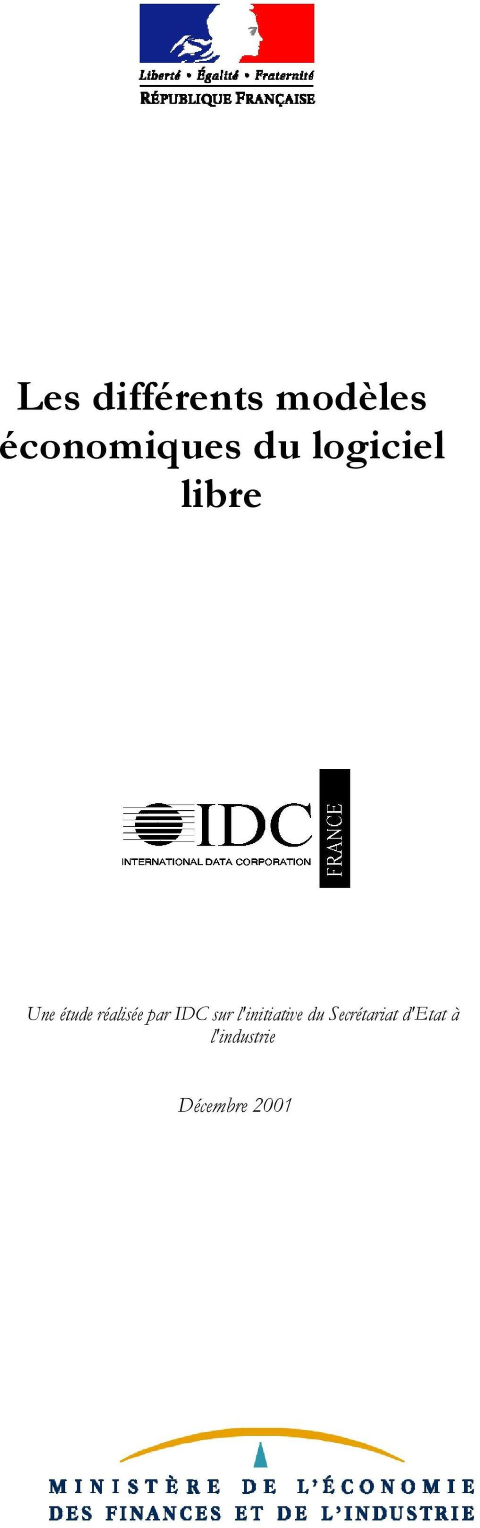 par IDC sur l'initiative du
