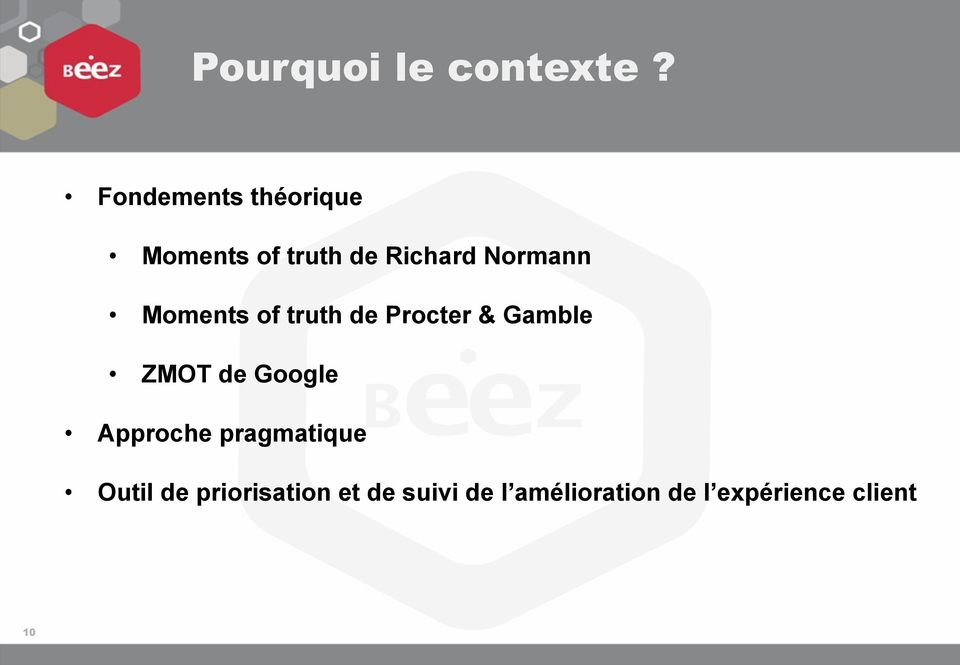 Moments of truth de Procter & Gamble ZMOT de Google