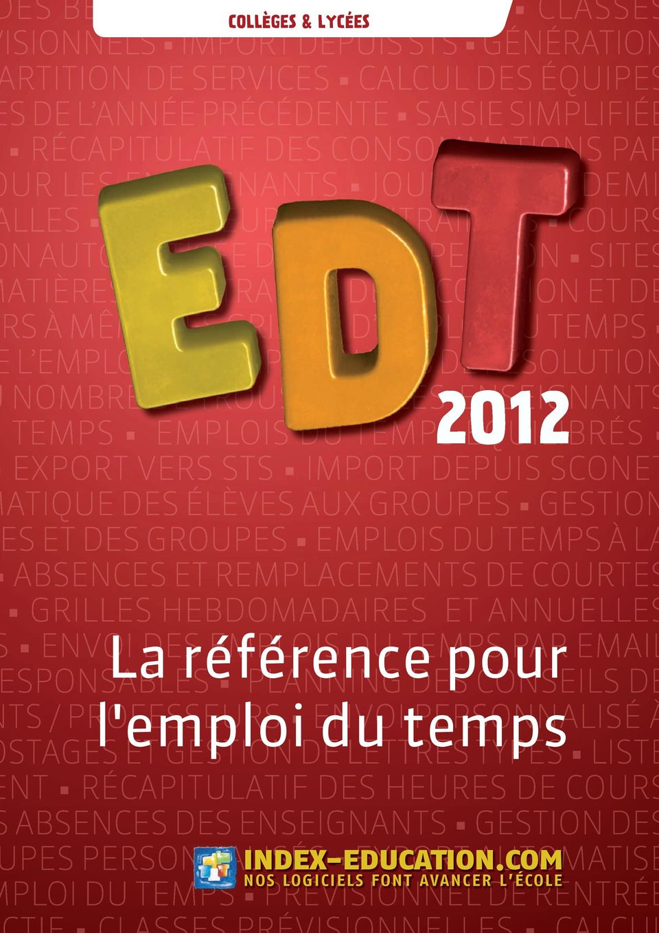 temps INDEX-EDUCATION.