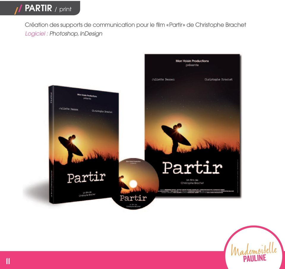 film «Partir» de Christophe