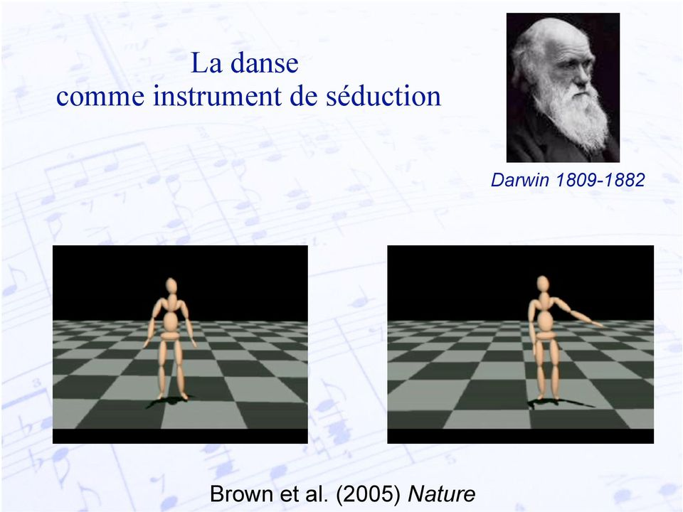 séduction Darwin