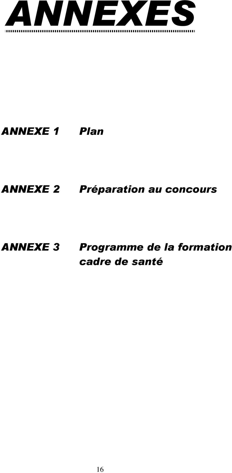 concours ANNEXE 3