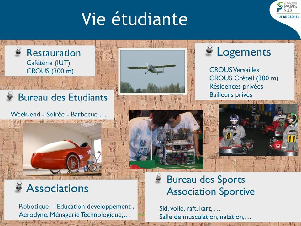 Barbecue Associations Bureau des Sports Association Sportive Robotique - Education